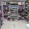 Diamond Touch cosmetics and makeup